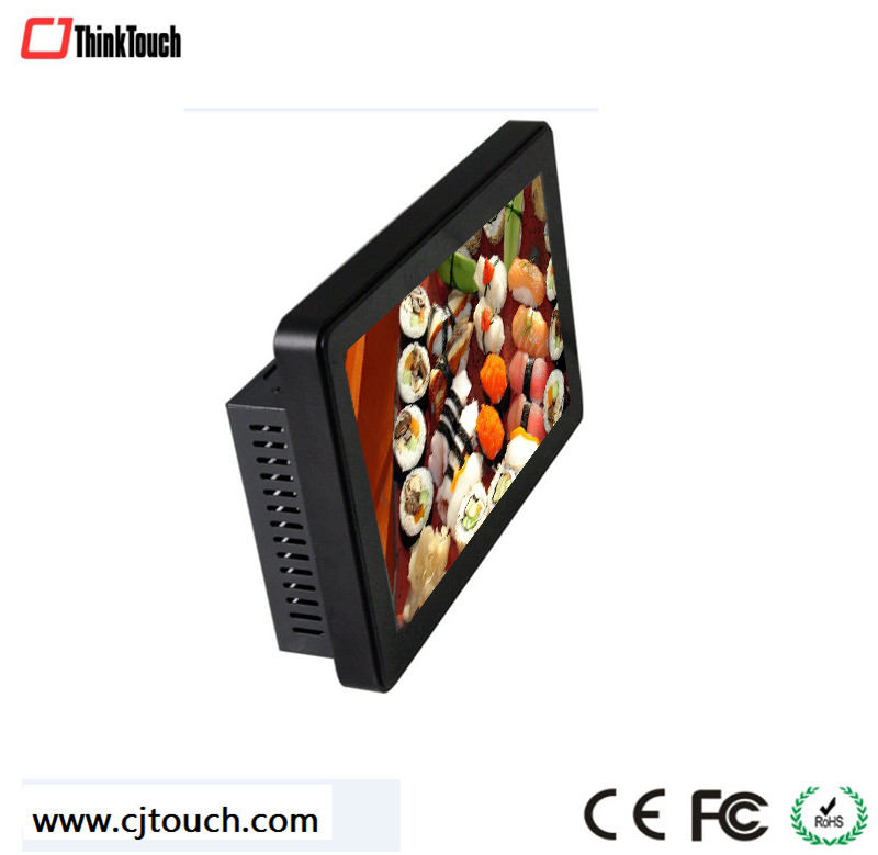 "industrial computer 8""10-point Capacitive All in one PC Touch Projective Touch Screen Monitor"