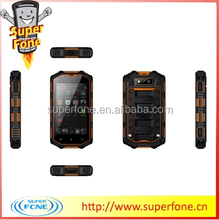 S930 4.0 inch 5 points capacitive touch screen Google's Android 4.4OS Waterproof IP68 best rugged smartphone