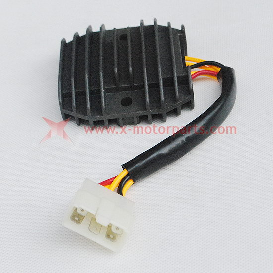 Voltage Rectifier Regulator Replacement Fit For YAMAHA Virago XV125 XV250 XV400