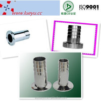 Sanitary food industry pipe fittings hose coupling with CE/ISO