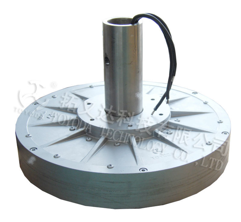 300w-10kw permanent magnet generators for vertical wind turbine