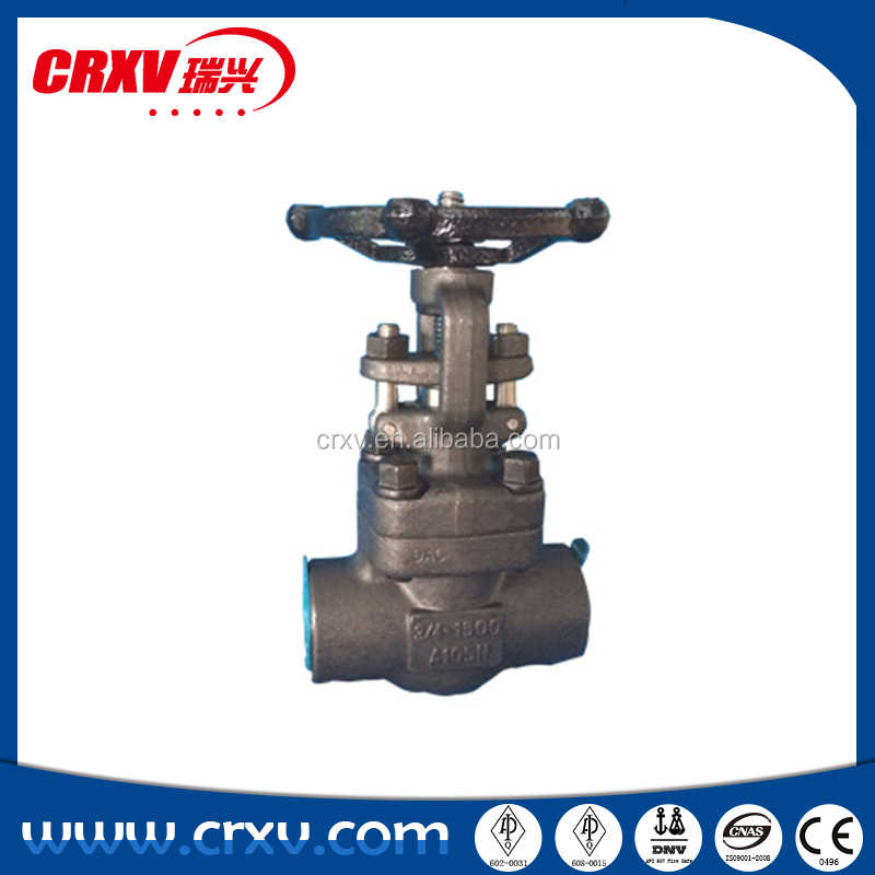 Steel gate, globe and check valves for petroleum and natural gas industry application