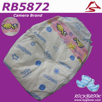 Hot Sale High Quality Competitive Price Sleepy Disposable Baby Diaper Manufacturer from China