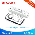 Best selling products 0-10v signal touch remote single color led dimmer mono controller