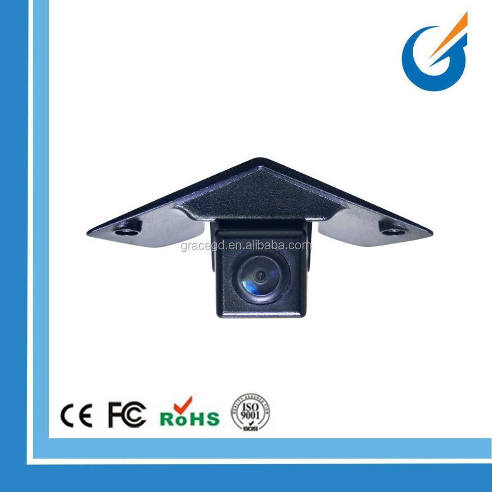 NEW Car Front View Camera Safety For Mercedes Logo