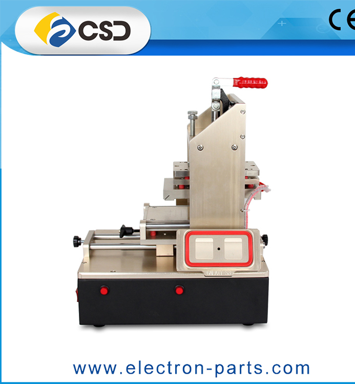 hard used hot melt lcd laminating machine sale