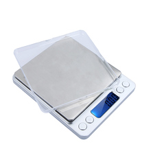 2000g/0.1g High Accuracy Mini Portable Digital Scale Platform Jewelry Balance With Counting Function g/ct/dwt/ozt/oz/gn