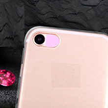 Handmade Crystal Diamonds Hard Soft TPU Material Gel Back Mobile Phone Case Cover