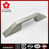 single side door handle,aluminium cabinet handle,aluminium handle profile