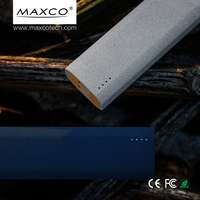 MAXCO universal USB power bank 10400mah external battery for tablets