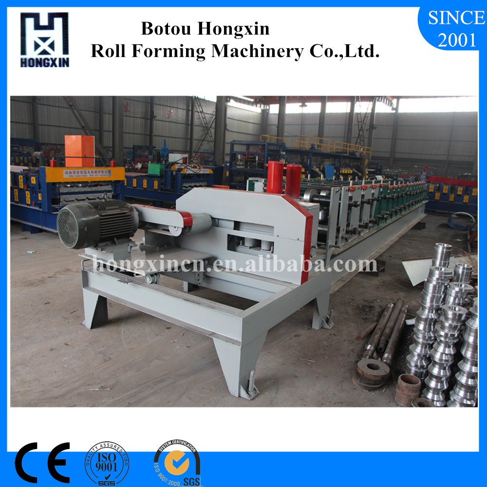 C steel roof purlins gutter roll forming machine steel frame machine manufacturers
