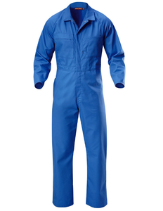 FOUNDATIONS POLY COTTON COVERALL