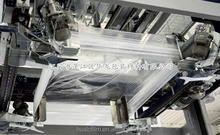 Hualo PE Cold Stretch Hood Film for washing machine packaging