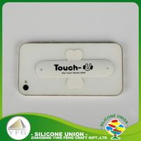 Special style fashion touch u mobile phone stand