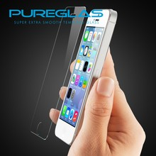 Best Quality Anti Shock Tempered Glass Screen Protector Cover for iPhone 5/5S/5C