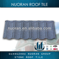 Nuoran Stone Coated Bright Color Steel Roof Tile/Aluminium Zinc Roofing Sheets