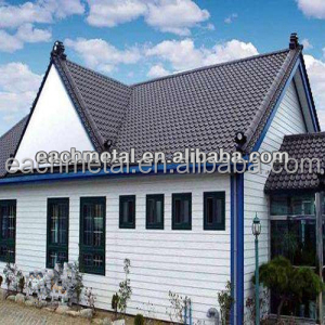modern design steel structure prefabricated house