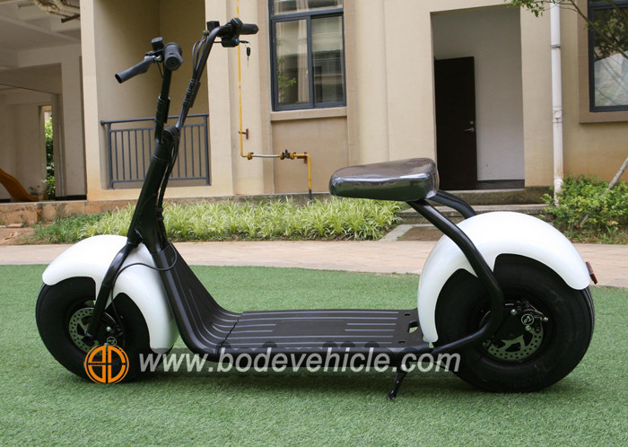 1000W 60V fat tire electric scooter electric bike for adult MC-255