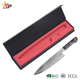 "Professional damascus steel 8"" chef knife pakka handle with gift box"
