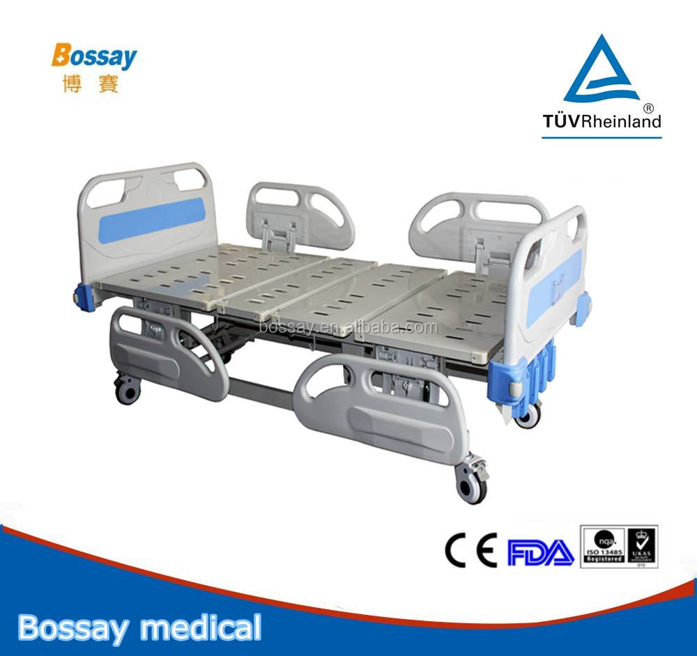 2016 Top radio iterm manual hospital bed with CE,FDA Certificate
