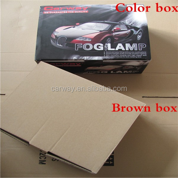 Auto parts for Toyota Yaris 2014 ON from factory fog light