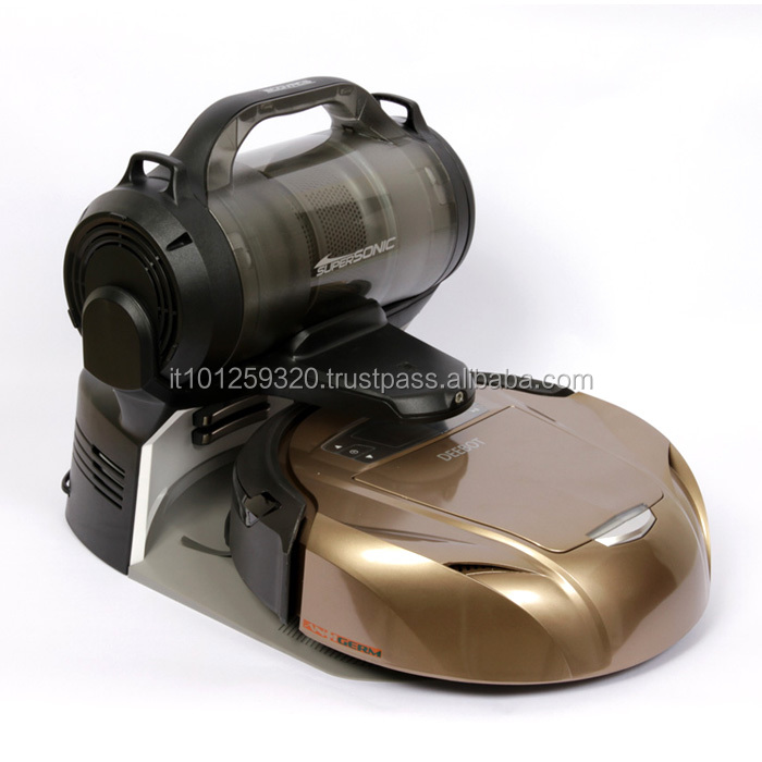 Automatic Rechargeable Intelligent Cyclone Robot Deebot D76 Vacuum Cleaner