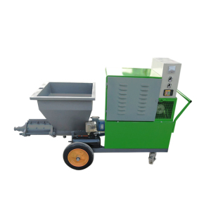 promotion ! Automatic outside wall plastering machine rendering wall machine