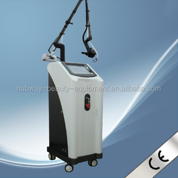 Powerful 60W medical fractional co2 laser scar removal machine/CO2 Carboxy therapy
