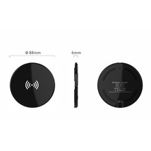 MYCKET Hot Sale Qi Wireless Phone Charger Pad