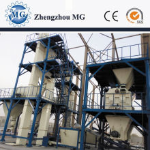 2016 China new technology full automatic dry mortar mixer manufacturer