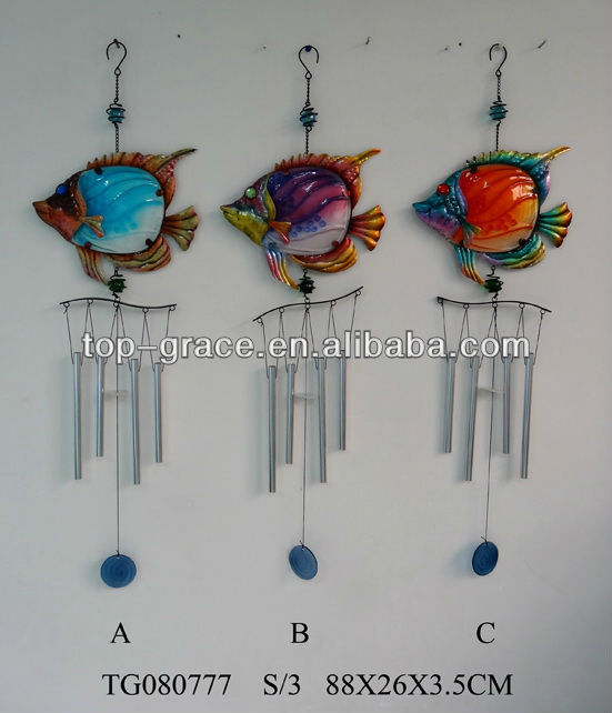 animal wind chime