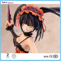 1/6 plastic scale model action figure/adult figurine anime, sexy nude girl plastic action figure