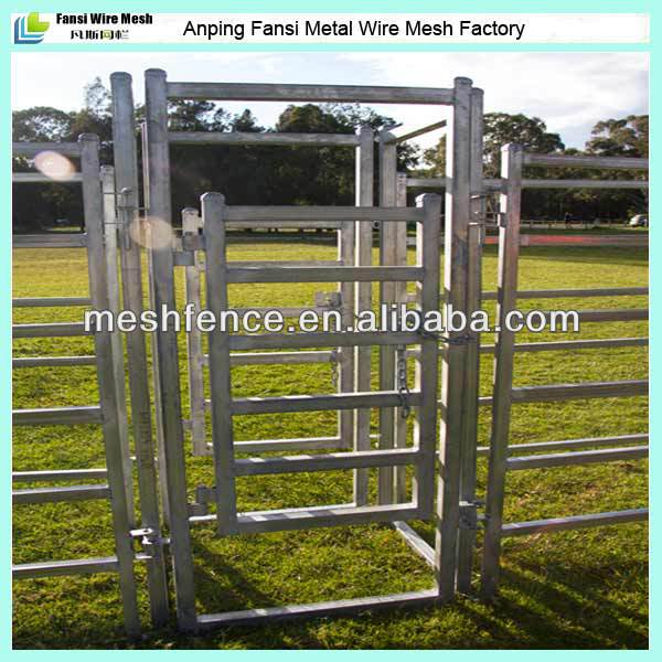 Heavy Duty Gate For Ranch And Farm(professional manufacturer/supplier)