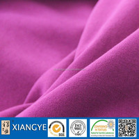 China Textile 100% cotton Soft Shell Brushed French Terry Knitting Fabric For Women's