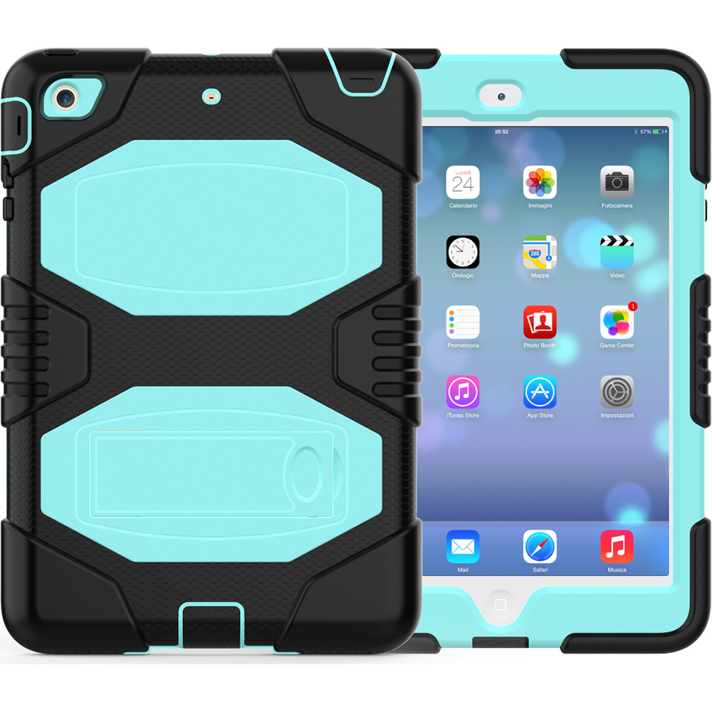 Latest Convertible Full-Body Protect Kickstand Case For iPad Mini 3