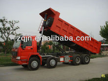 371hp heavy duty wood HOWO trucks transport