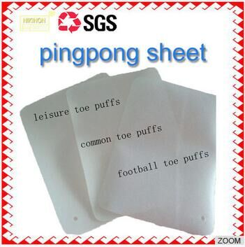 toe puff better shoes material non woven fabric Hot melt adhesive powder for heat franster