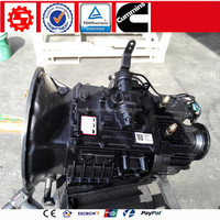 Fast Manual Truck 8JS85E-G16101 Gearbox Transmission Assembly