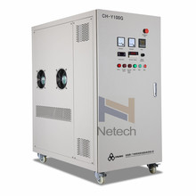 High Performance 100g/h Water cooled Ozone Generator With PSA Oxygen Generator in Waste Water Treatment