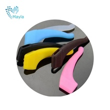 High quality rubber /silicone temple tips for eyeglass ST-0807