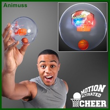 Board Game Mini Handheld hoops Basketball Game Toys Shooting The Ball with LED flashing Lights Sound Effects