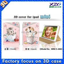 smart cover pu leather printing case android tablet pc material for samsung