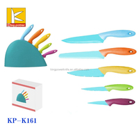 Utility Colorful Pp Handle 5pcs Non