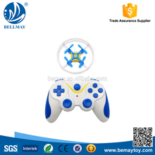 0.3 MP Wifi Camera 2.4 GHz RC Multi-copter 4 Channel Flying Drone with One Key Return Function