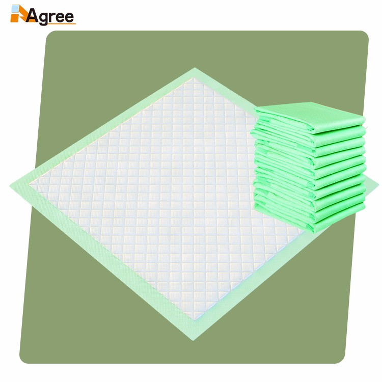 Non Woven Fabric side gathered disposable underpad