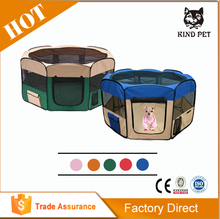 Puppy Dog Playpen Exercise Pen Kennel