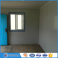 paintable wall panel for prefab house