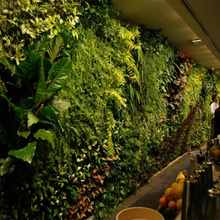 Ecological Indoor Mini Artificial Plant Wall
