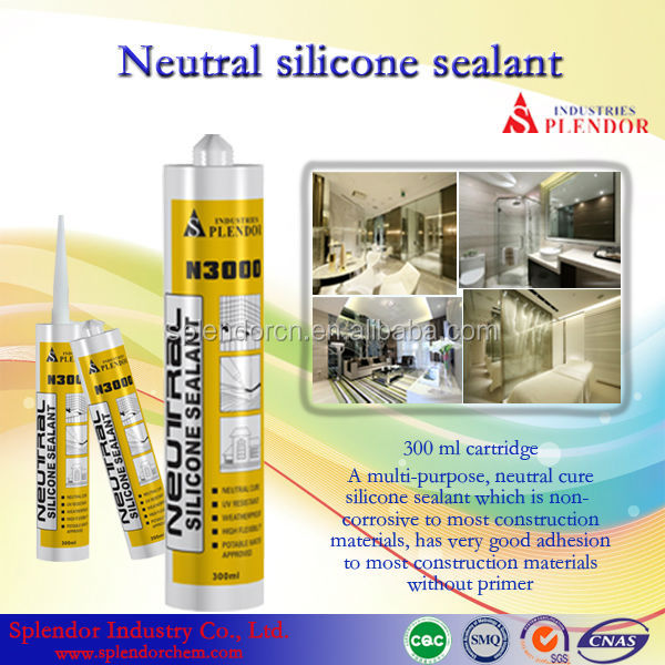 Neutral Silicone Sealant supplier/ kitchen and bathroom silicone sealant supplier/ silicone sealant liquid silicone rubber