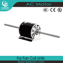 2016 New 1/2hp single phase capacitor-running three speed fan coil motor with good price